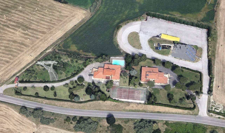 Racer Valentino Rossi S House President House